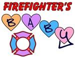 Firefighter's Baby