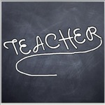 Teacher's Blackboard Gift Ideas