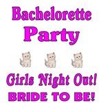Girls Night Out Kitties