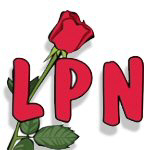 LPN Rose For Caring Nurses T-Shirts & Gifts!