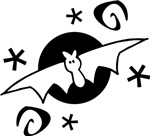 Spooky Halloween Bat Costume Tee's and Gifts