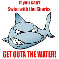 Get outa the Water t-shirts & gifts