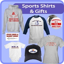 Sports Shirts And Gifts