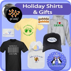 Holiday Shirts And Gifts
