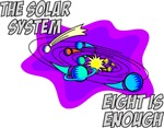 The Solar System:  Eight Is Enough