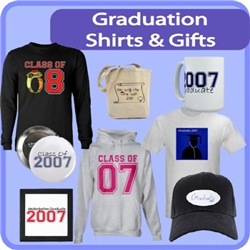 Graduation Shirts & Gifts