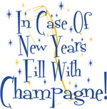 In Case of New Years...Champagne