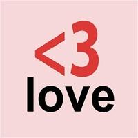 Less Than Three equals Love