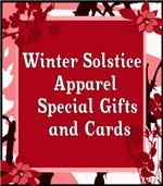 WINTER SOLSTICE T-SHIRTS/GIFTS/RITUAL DECORATIONS