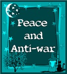 PEACE/ANTI-WAR/NON-VIOLENCE