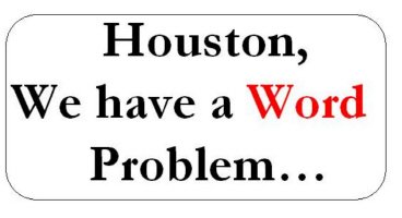 Houston Word Problem