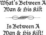 A Man & His Kilt