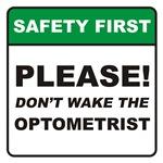 Optometrist / Wake