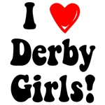 I Heart Derby Girls