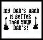 My Dad's Band...