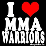 I LOVE MMA WARRIORS