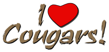 I Love Cougars!