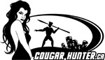 Original Classic Cougar Hunter (b/w)