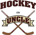 Hockey Uncle T-Shirts Gifts