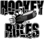 Hockey Rules T-Shirts Gifts