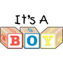 It's A Boy T-Shirt & Gifts