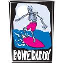 Bone Daddy Surfer T-Shirt & Gifts