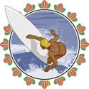Surfer Girl T-Shirt & Gifts