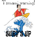 Surf's Up T-Shirt & Gifts