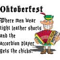 Funny Oktoberfest T-Shirt & Gifts