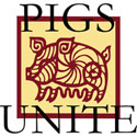 Pigs Unite T-Shirt and Gifts
