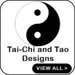 TAI CHI & TAOISM SYMBOLS' DESIGNS