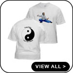 Tai Chi T-Shirts Printed on Both Sides