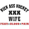Hockey Wife T-Shirt Gifts
