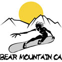 Bear Mountain Snowboarding T-Shirt Gifts