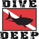 Dive Deep T-Shirt Gifts
