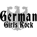 German Girls Rock T-Shirt Gifts