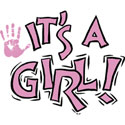 It's A Girl T-Shirt Gifts