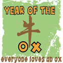 Everyone Loves An Ox T-Shirt