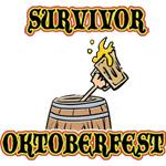 Oktoberfest Survivor T-Shirts