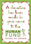 Human Fund Donation