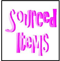Sourced Items