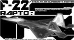 F-22 RAPTOR #3