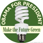 OBAMA Green Environment Eco Global Warming