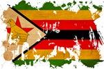 Zimbabwe Flag