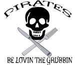 Pirates be lovin the grubbin
