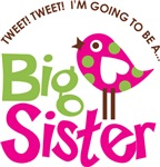 Tweet Bird Going to be a Big Sister