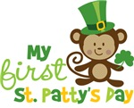 Monkey 1st St. Patrick's Day