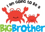 Crab going to be a Big Brother