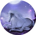 dreamy unicorn