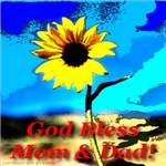 God Bless Mom & Dad!